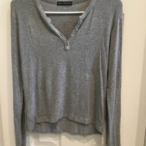 Brandy Gray Sweater